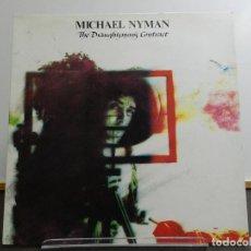 Discos de vinilo: VINILO LP. MICHAEL NYMAN - THE DRAUGHTSMAN'S CONTRACT. EDICIÓN INGLESA. 33 RPM.. Lote 222716010