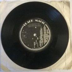 Discos de vinilo: THE SHARONETTES. PAPA OOH MOW MOW/ INSTRUMENTAL. BLACK MAGIC, UK 1975 SINGLE. Lote 222718562