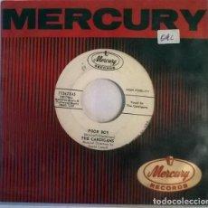 Discos de vinilo: THE CARDIGANS. POOR BOY/ EACH OTHER. MERCURY, USA 1958 SINGLE PROMOCIONAL (PROMO). Lote 222719501