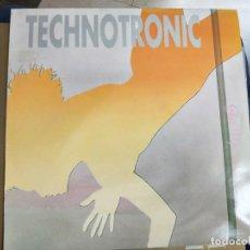 """Discos de vinilo: TECHNOTRONIC - GET UP (BEFORE THE NIGHT IS OVER) / COME ON (12"""", MAXI) SELLO:MAX MUSIC. COMO NUEVO. Lote 222720451"""