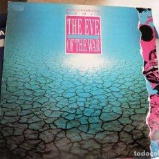 "Discos de vinilo: BEN LIEBRAND - THE EVE OF THE WAR (BEN LIEBRAND REMIX) (12"", MAXI) SELLO:CBS CAT. Nº: 655126 6.. Lote 222720681"