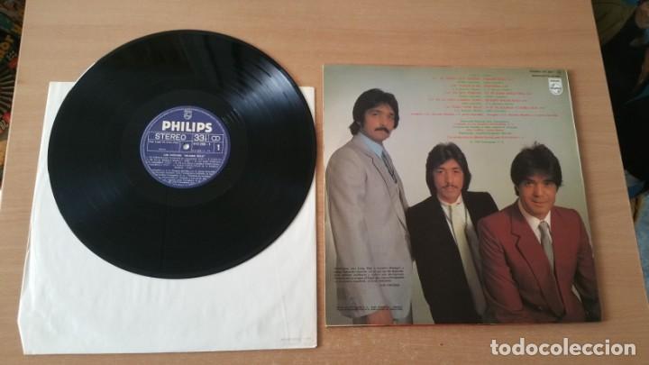 Discos de vinilo: 4 LP vinilo LOS CHICHOS BAILARAS CON ALEGRIA OJOS NEGROS RULETA Y AMOR DEJAME SOLO - Foto 5 - 222725928