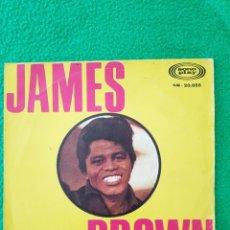 Discos de vinilo: JAMES BROWN RARISIMO SINGLE SONO PLAY 1967 PROMO IMPECABLE. Lote 222733160