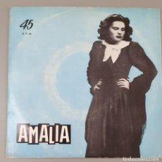"""Discos de vinilo: AMALIA RODRIGUES """" AMALIA"""" EP PORTUGUESE RECORDS.. Lote 222736928"""