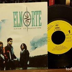 Discos de vinilo: EL NORTE - NADA PUEDO DAR. Lote 222737981
