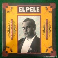Discos de vinilo: EL PELE. POETA DE ESQUINAS BLANDAS. LP DIRECT METALMOSTERING 1990 RF-8756. Lote 222742570