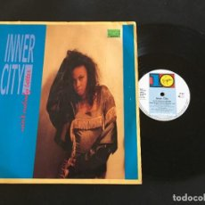 "Discos de vinilo: INNER CITY ‎– AIN'T NOBODY BETTER - 12"" GERMANY. Lote 222742796"