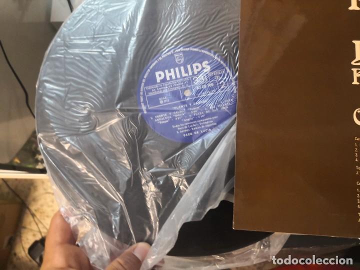 Discos de vinilo: Lp Paco de Lucía fuente y caudal - Foto 3 - 222744706
