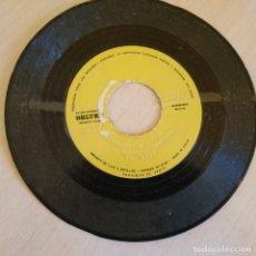 Discos de vinilo: LOS STOP - MOLINO AL VENTO - RARO DISCO SINGLE ORIGINAL EN CARTON FLEXIBLE SELLO BELTER AÑO 1967. Lote 222750916