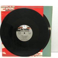 Discos de vinilo: J. BLACKFOOT ?– U-TURN - 1986. Lote 222751633