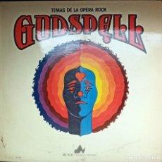 Discos de vinilo: GODSPELL - TEMAS DE LA OPERA ROCK - DISCO VINILO. Lote 222760315