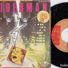 Discos de vinilo: SHANE GOULD - SPIDERMAN - SINGLE VINILO EDICION ESPAÑOLA. Lote 222787471