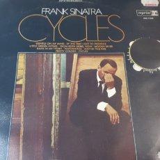 Discos de vinilo: FRANK SINATRA CYCLES DOBLE LP. Lote 222799220