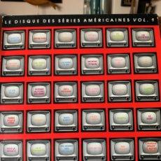 Discos de vinilo: VVAA LE DISQUE DES SERIES AMARICAINES. Lote 222801870