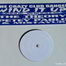 Discos de vinilo: THE THEORY FEATURING PETEY PABLO & MISTAYUK - WIND IT UP (REMIX). Lote 222802377