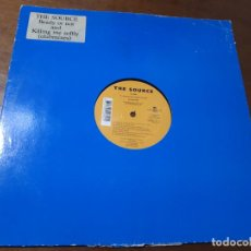 Discos de vinilo: THE SOURCE – READY OR NOT / KILLING ME SOFTLY (CLUB HOUSE REMIXES) - 1996-MAXI-HOLLAND. Lote 222811896
