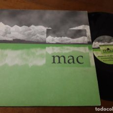 "Discos de vinilo: MAC-WELCOME TO BE ""A"" SIDE (SPEED MIX)-MAXI-ESPAÑA-1996- TOP MUSIC ‎– TM-01. Lote 222814116"