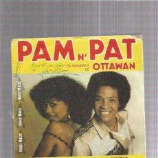 Discos de vinilo: PAM PAT. Lote 222815546
