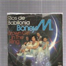 Discos de vinilo: BONEY M. Lote 222815981