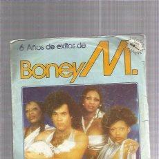 Discos de vinilo: BONEY M. Lote 222816042