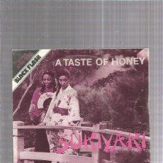 Discos de vinilo: TASTE OF HONEY. Lote 222816271