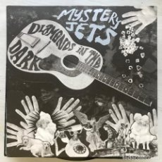 Discos de vinilo: MYSTERY JETS - DIAMONDS IN THE DARK / A PRIVATE PLACE - SINGLE 679 UK 2006. Lote 222820518