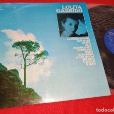 Discos de vinilo: LOLITA GARRIDO LP 1974 COLUMBIA EXCELENTE ESTADO. Lote 222822173