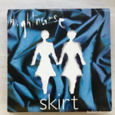 Discos de vinilo: NIGHTNURSE - SKIRT / I LOVE BEING USED PROPERLY - SINGLE BETTER UK 1997. Lote 222822855