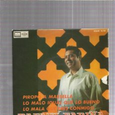 Discos de vinilo: RAFAEL FARINA PIROPO A MARSELLA. Lote 222822970