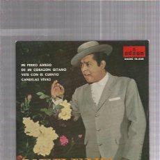 Discos de vinilo: RAFAEL FARINA MI PERRO AMIGO. Lote 222823056