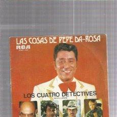 Discos de vinilo: PEPE DA-ROSA. Lote 222823682