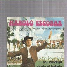 Discos de vinilo: MANOLO ESCOBAR. Lote 222824831