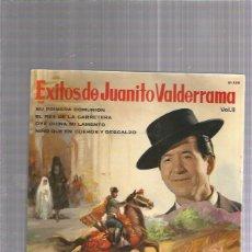 Discos de vinilo: JUANITO VALDERRAMA. Lote 222826283