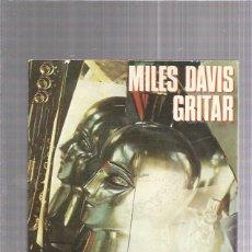 Discos de vinilo: MILES DAVIS GRITAR. Lote 222828546
