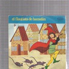 Discos de vinilo: FLAUTISTA HAMELIN 1971. Lote 222829867