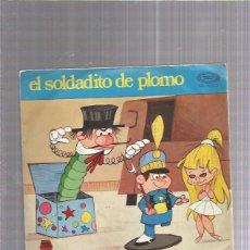 Discos de vinilo: SOLDADITO PLOMO 1971. Lote 222830041