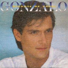 Discos de vinilo: GONZALO,GIGANTE DE PAPEL DEL 86 PROMO DE 1 SOLA CARA. Lote 222835367