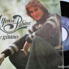 Discos de vinilo: ALFONSO PAHINO YO SOY GITANO. Lote 222841965