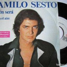 Discos de vinilo: CAMILO SESTO QUIEN SERÀ. Lote 222842108
