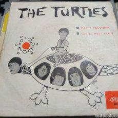 Discos de vinilo: THE TURTLES - HAPPY TOGETHER. Lote 222842306