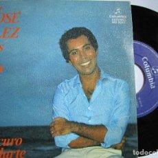 Discos de vinilo: JOSE VELEZ PROCURO OLVIDARTE. Lote 222842741