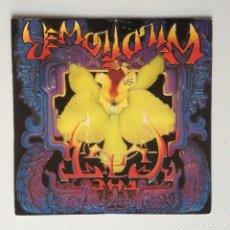 Discos de vinilo: THE CULT – WILD FLOWER / LOVE TROOPER UK 1987. Lote 222843431