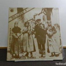 Discos de vinilo: VINILO LP. ANTÓN SEOANE Y RODRIGO ROMANÍ - MILLADOIRO. 33RPM. EDICIÓN ESPAÑOLA. Lote 222843513