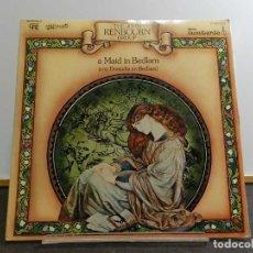 Discos de vinilo: VINILO LP. THE JOHN RENBOURN GROUP - A MAID IN BEDLAM. 33RPM. EDICIÓN ESPAÑOLA. Lote 222844208