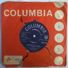 Discos de vinilo: MR. ACKER BILK & HIS PARAMOUNT JAZZ BAND. CREOLE JAZZ/ STARS AND STRIPES FOREVER. COLUMBIA, UK 1961. Lote 222844688