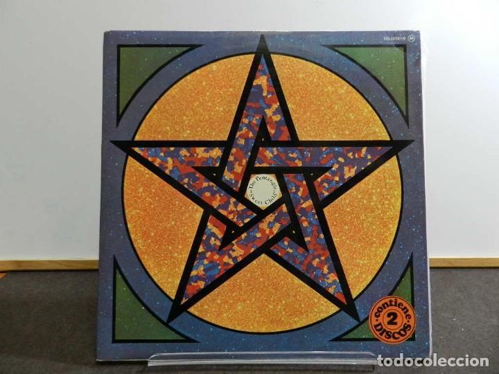 VINILO LP. THE PENTANGLE - SWEET CHILD. 33RPM. EDICIÓN ESPAÑOLA. DOBLE. (Música - Discos - LP Vinilo - Country y Folk)
