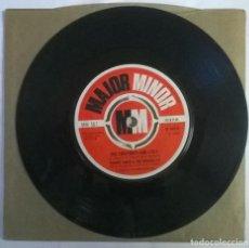 Discos de vinilo: TOMMY JAMES & THE SHONDELLS. MONY MONY/ ONE TWO THREE AND I FELL, MAJOR MINOR. UK 1968 SINGLE. Lote 222845035