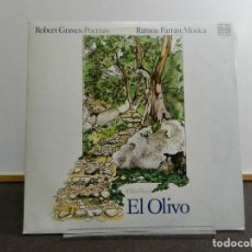 Discos de vinilo: VINILO LP. RAMÓN FARRÁN & ROBERT GRAVES - EL OLIVO. 33RPM. EDICIÓN ESPAÑOLA.. Lote 222845080