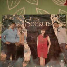 Discos de vinilo: THE SEEKERS. COME THE DAY. LP.. Lote 222845245