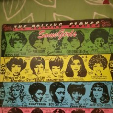Discos de vinilo: THE ROLLING STONES. SOME GIRLS. LP.. Lote 222845366